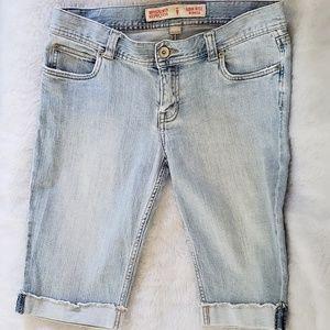 Mossimo Low Rise Bermuda Shorts